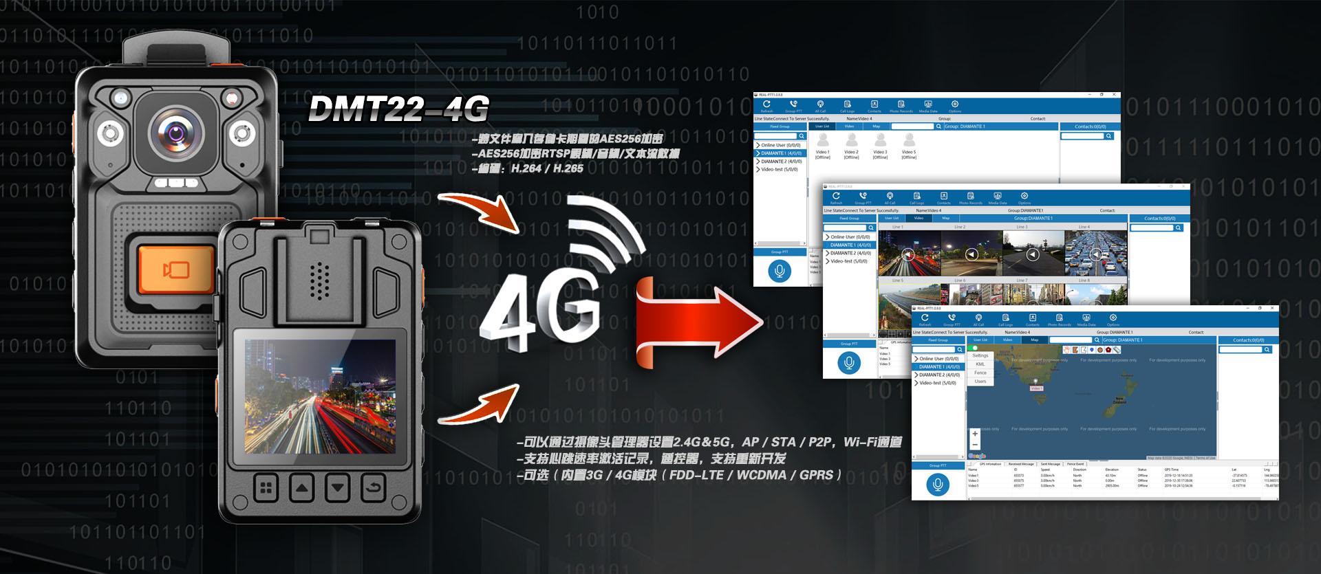 DMT22-4G-34